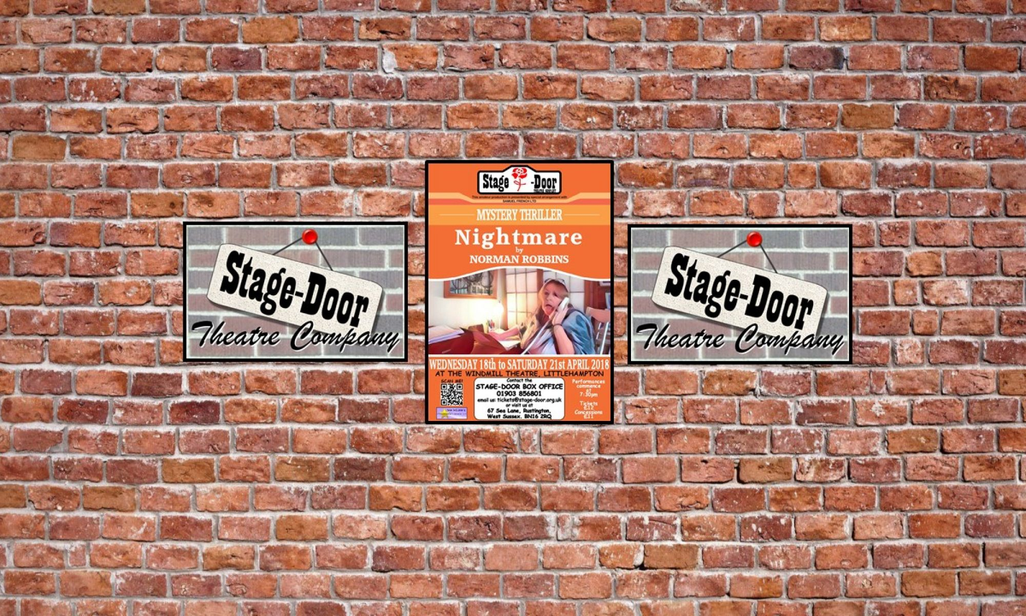 STAGE-DOOR THEATRE COMPANY
